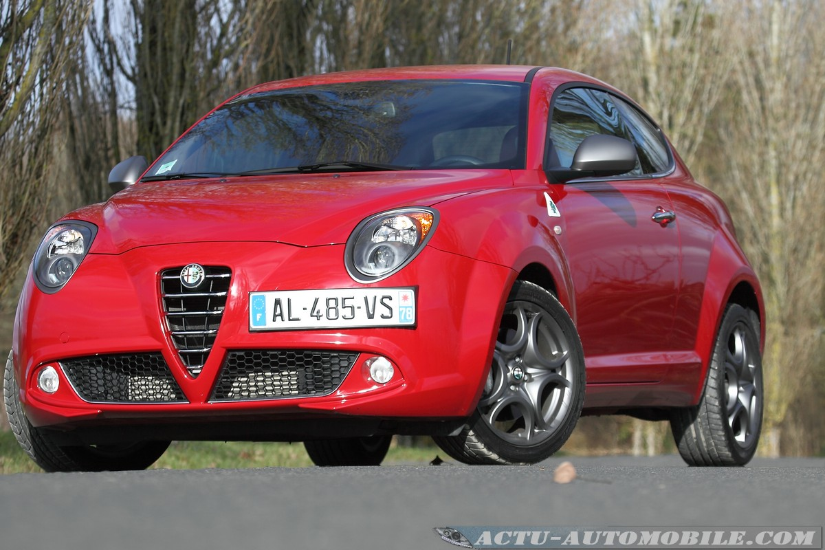 essai alfa romeo mito 1 4 tb multiair 170 qv bilan photos actu automobile actu automobile. Black Bedroom Furniture Sets. Home Design Ideas