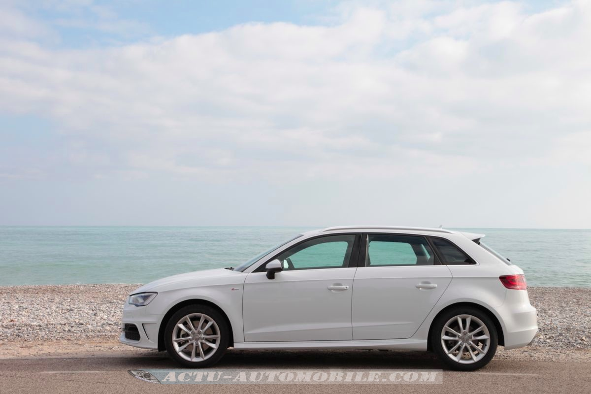 essai nouvelle audi a3 sportback ambition luxe 2 0 tdi conclusion galerie photos actu automobile