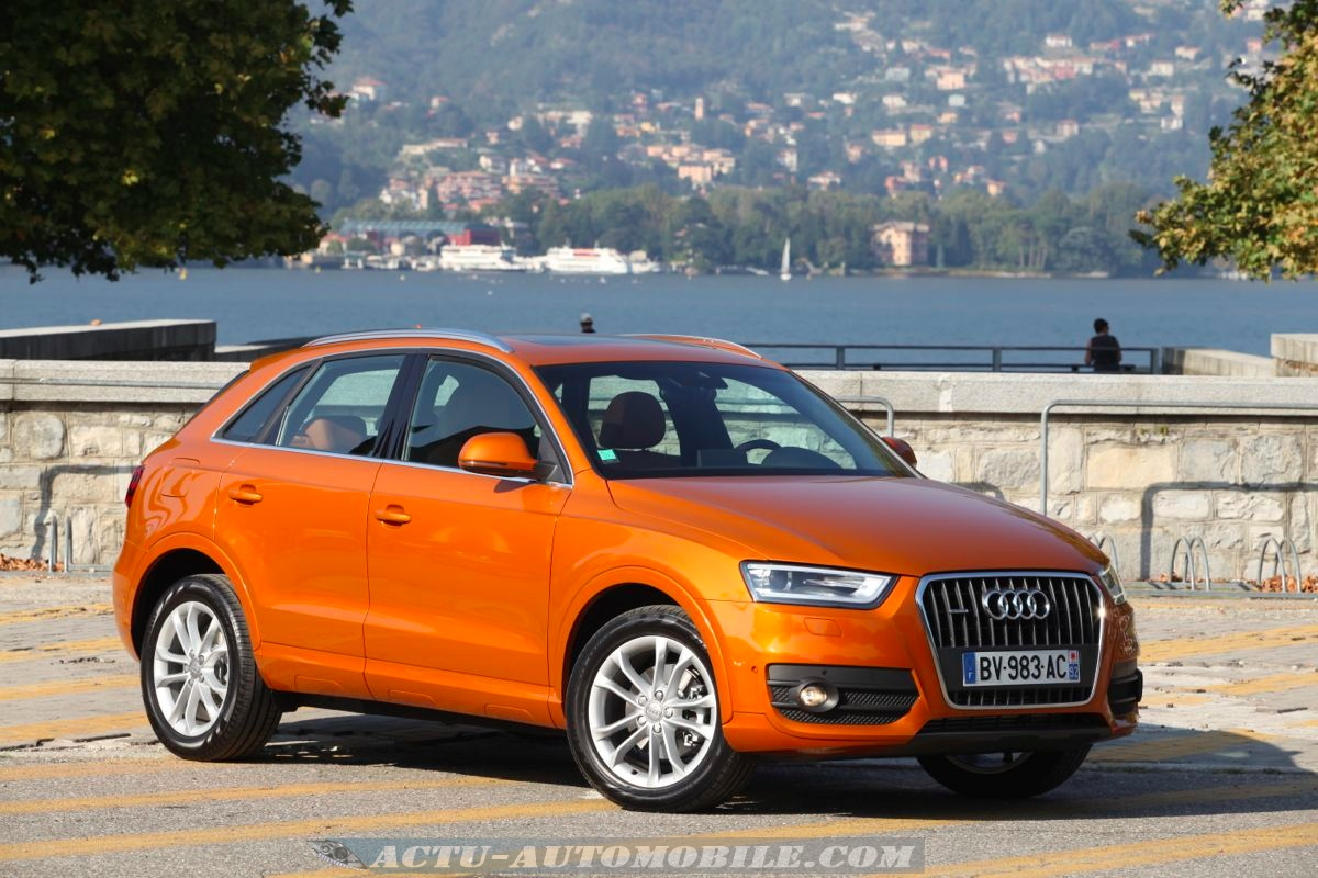 essai audi q3 2 0 tdi 177 s tronic quattro actu automobile. Black Bedroom Furniture Sets. Home Design Ideas