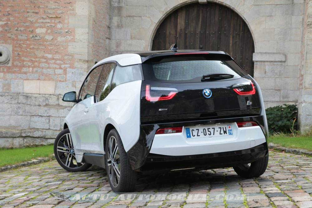 essai bmw i3 conclusion photos fiche technique actu automobile. Black Bedroom Furniture Sets. Home Design Ideas