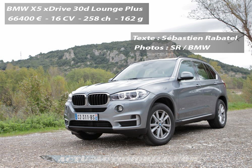 essai bmw x5 2013 xdrive 30d bilan photos technique actu automobile. Black Bedroom Furniture Sets. Home Design Ideas