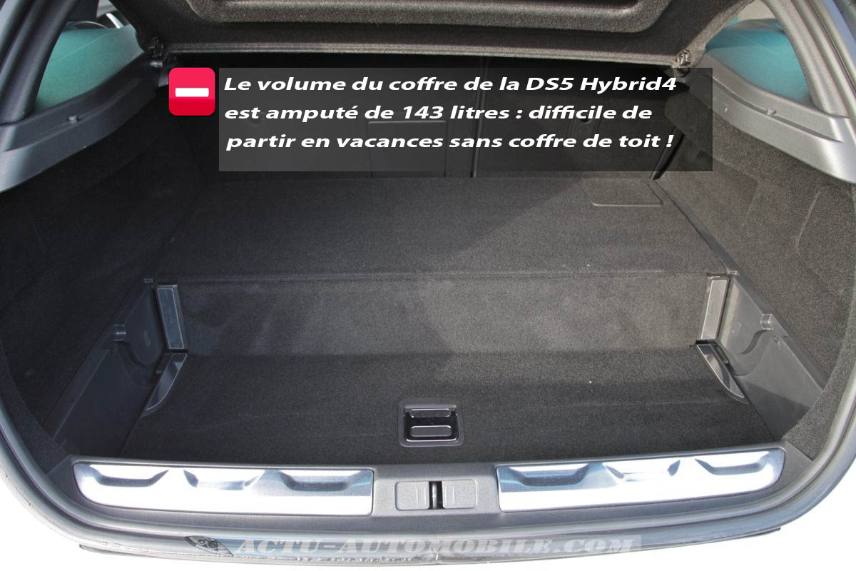 essai citro u00ebn ds5 sport chic hybrid4   bilan  photos
