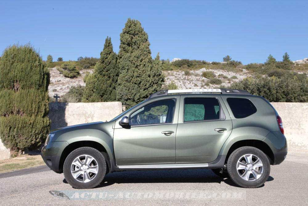 essai dacia duster 2014 dci 110 conclusion photos actu automobile. Black Bedroom Furniture Sets. Home Design Ideas