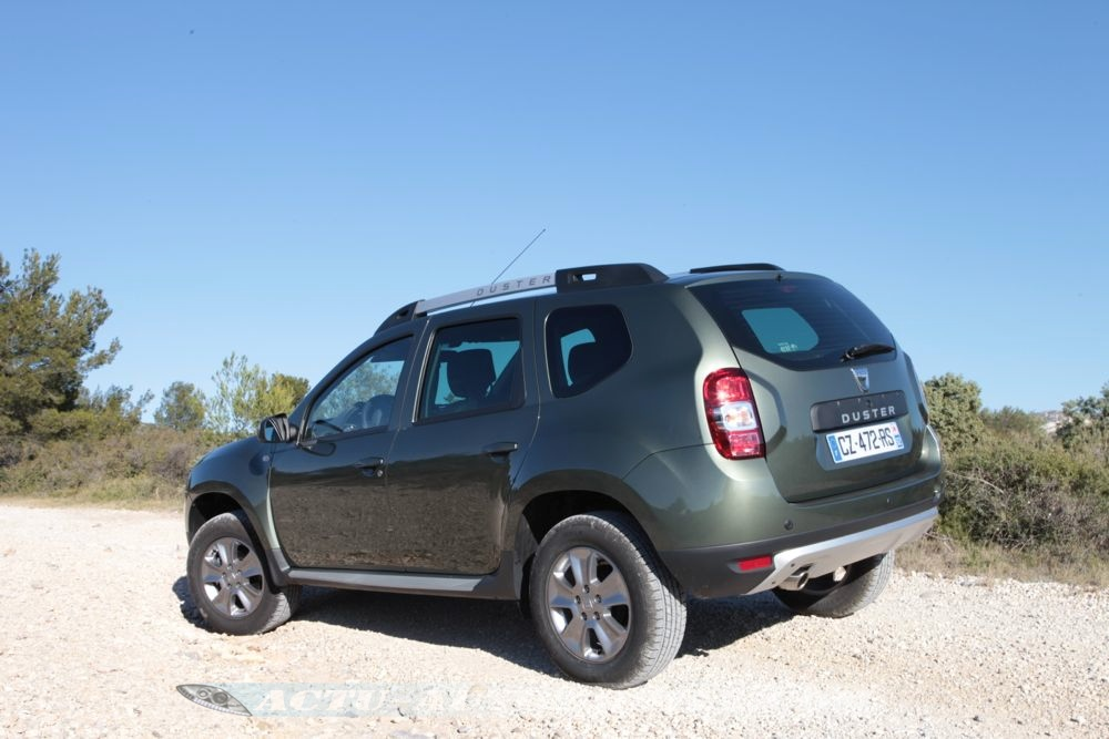 essai dacia duster 2014 dci 110 conclusion photos actu. Black Bedroom Furniture Sets. Home Design Ideas