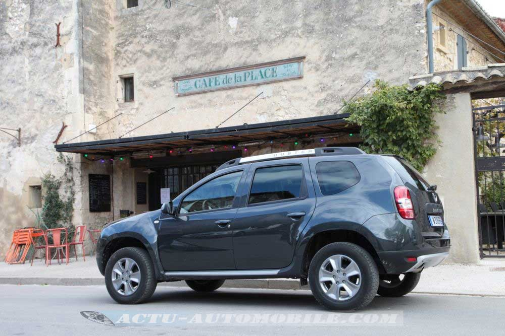 essai dacia duster 2014 tce 125 bilan photos actu automobile. Black Bedroom Furniture Sets. Home Design Ideas