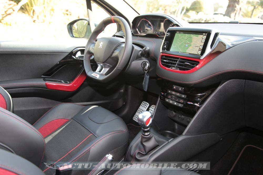 essai peugeot 208 gti conclusion photos technique actu automobile. Black Bedroom Furniture Sets. Home Design Ideas