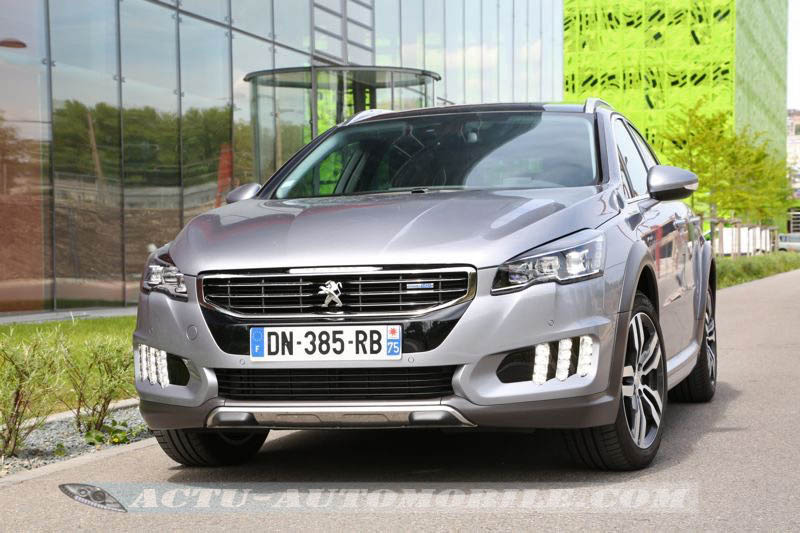 essai peugeot 508 rxh bluehdi conclusion photos actu automobile. Black Bedroom Furniture Sets. Home Design Ideas