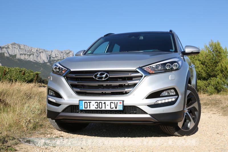 Essai Hyundai Tucson 2015 Conclusion Photos