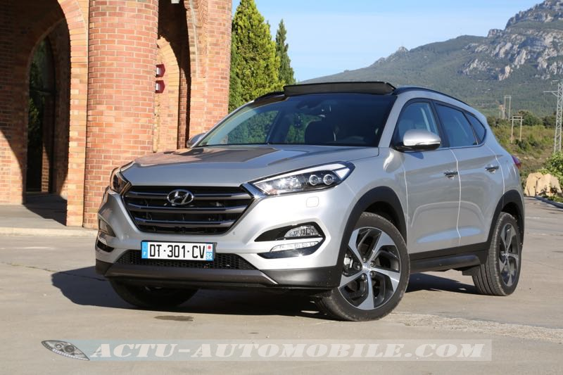 passion suv essai nouveau hyundai tucson volution positive publi le 3 septembre 2015. Black Bedroom Furniture Sets. Home Design Ideas