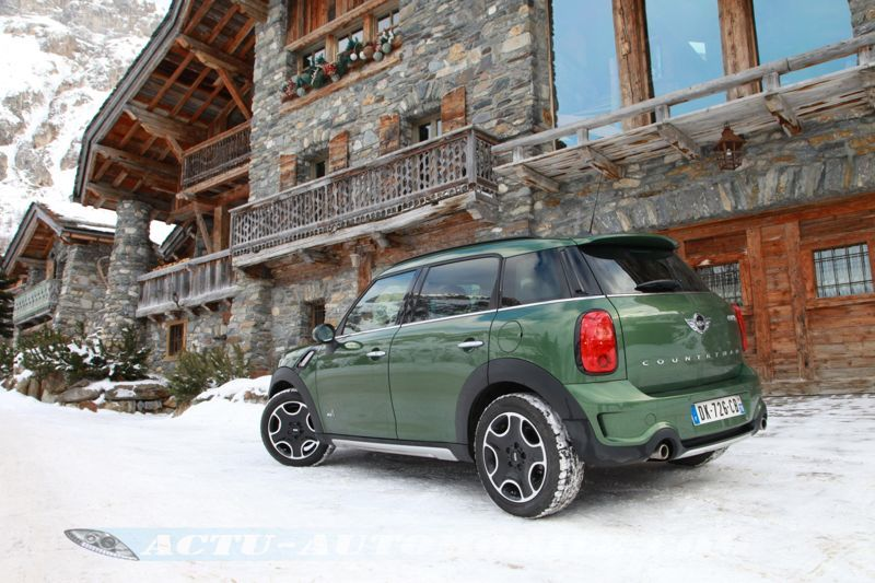 essai mini countryman cooper s conclusion photos actu automobile. Black Bedroom Furniture Sets. Home Design Ideas