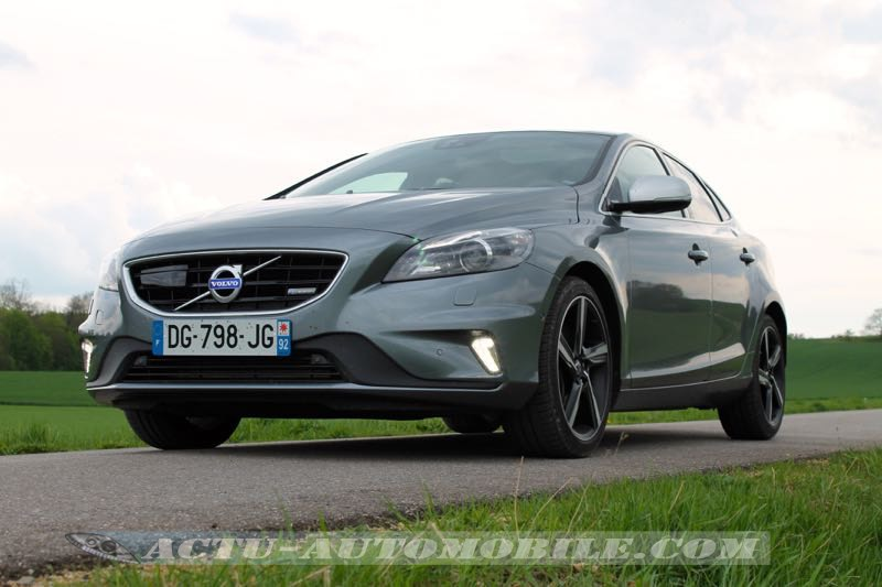 essai volvo v40 r design t5 conclusion photos actu. Black Bedroom Furniture Sets. Home Design Ideas