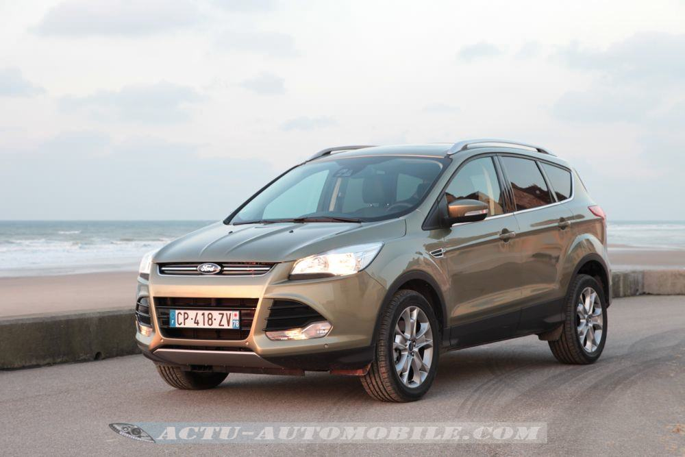essai ford kuga 2013 2 0 tdci 140 conclusion photos actu automobile. Black Bedroom Furniture Sets. Home Design Ideas
