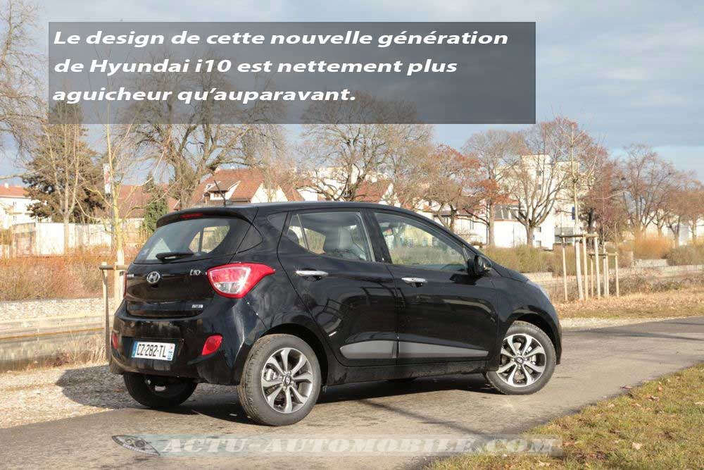 essai hyundai i10 pack sensation 1 2 bilan  photos
