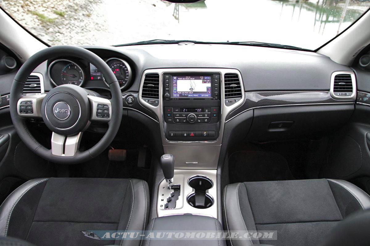 essai jeep grand cherokee s limited 3 0 crd conclusion galerie photos actu automobile. Black Bedroom Furniture Sets. Home Design Ideas