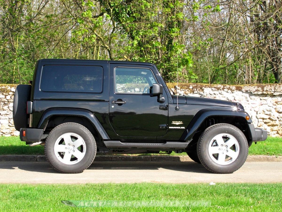 essai jeep wrangler sahara 3 6l v6 conclusion galerie photos actu automobile. Black Bedroom Furniture Sets. Home Design Ideas