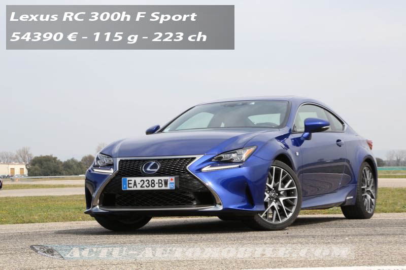 essai lexus rc 300h   conclusion  photos