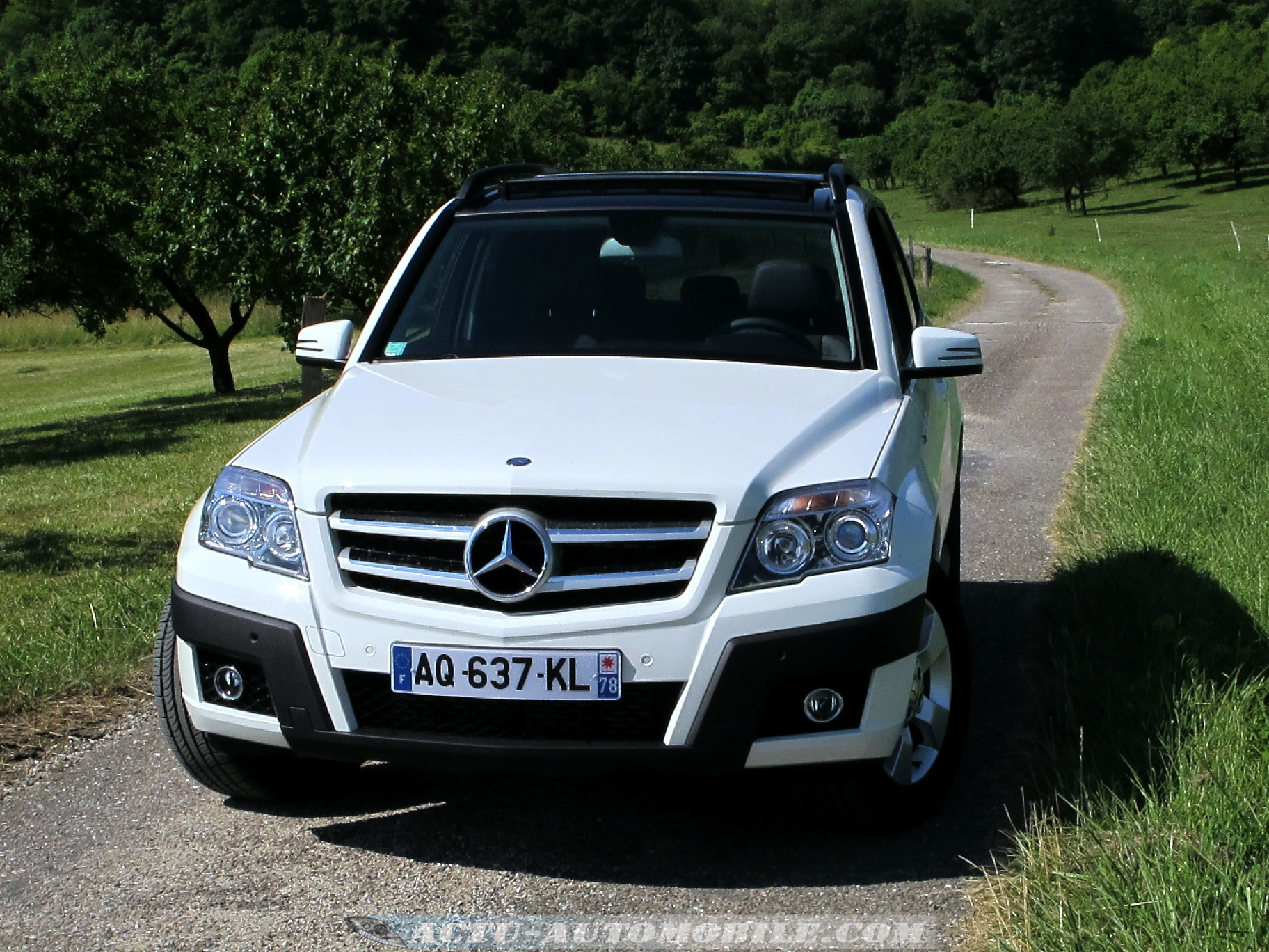 mercedes benz 204 x glk 220 cdi 4matic 2013. Black Bedroom Furniture Sets. Home Design Ideas