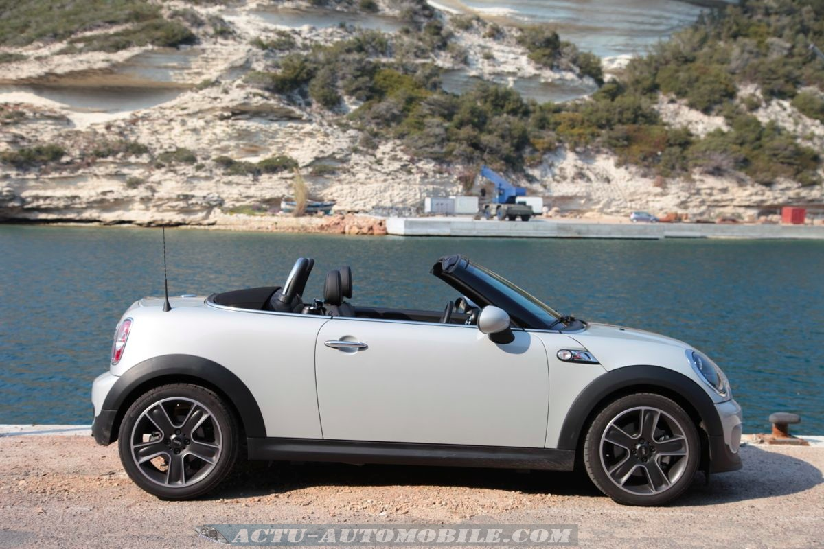 essai mini cooper s roadster conclusion galerie photos. Black Bedroom Furniture Sets. Home Design Ideas