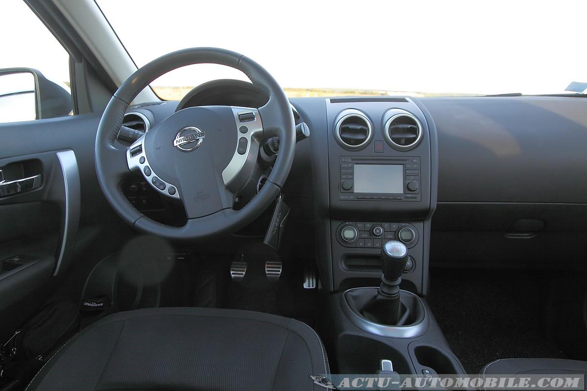 Essai Nissan Qashqai Dci 110 Connect Edition
