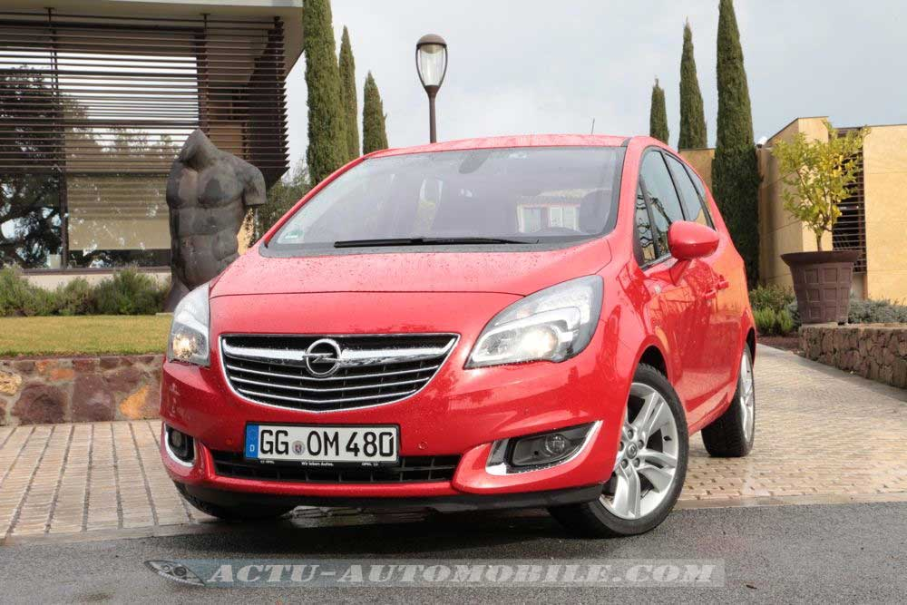essai opel meriva 2014 cdti 136 conclusion photos fiche technique actu automobile. Black Bedroom Furniture Sets. Home Design Ideas