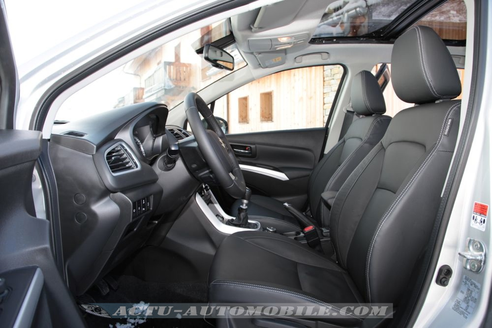 essai suzuki sx4 s cross allgrip 1 6 ddis conclusion photos fiche technique actu automobile. Black Bedroom Furniture Sets. Home Design Ideas