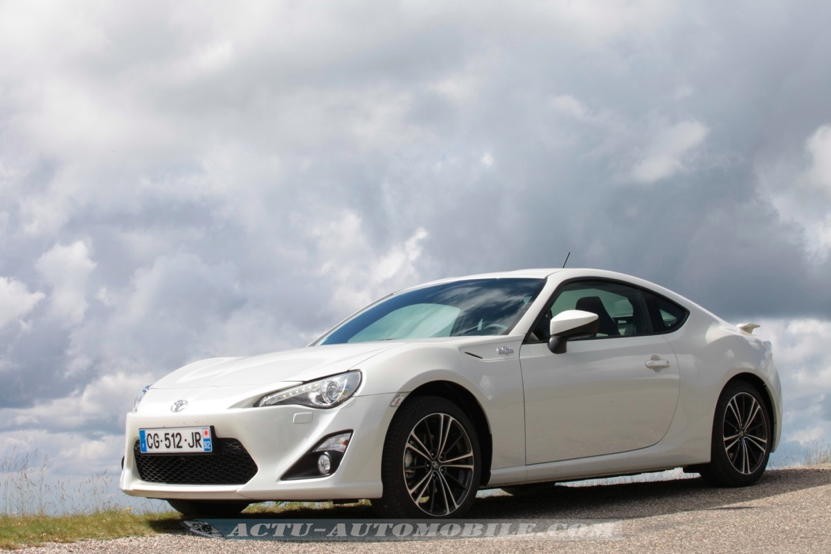 essai toyota gt86 conclusion galerie photos actu automobile. Black Bedroom Furniture Sets. Home Design Ideas