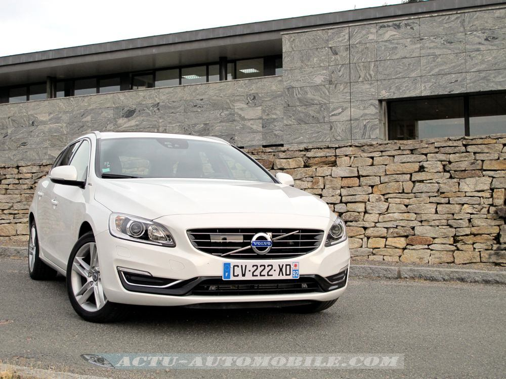 essai volvo v60 d6 plug in hybrid conclusion photos actu automobile. Black Bedroom Furniture Sets. Home Design Ideas