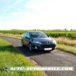 Peugeot 407 gris manitoba