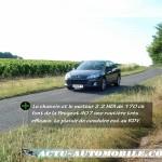 Plaisir de conduire Peugeot 407