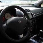Poste de conduite Peugeot 407