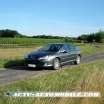 Essai Peugeot 407 2.2 HDI