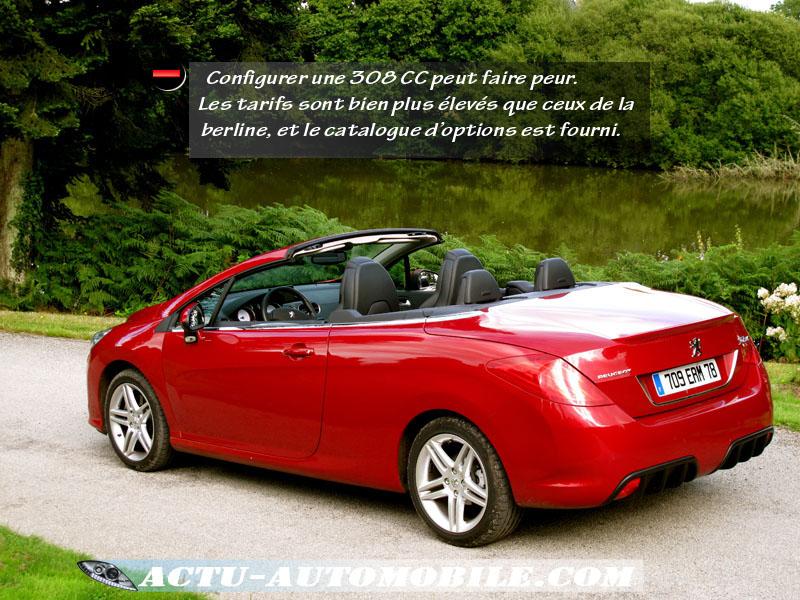 308 CC rouge babylone