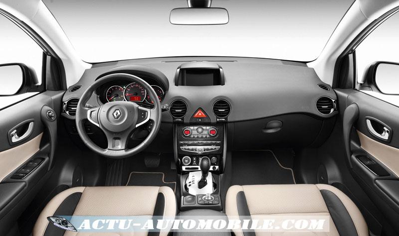 Renault Koleos White Edition intérieur