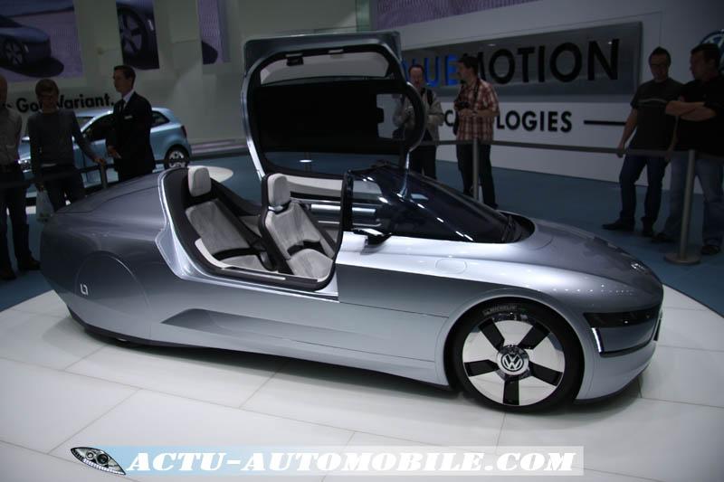Volkswagen Concept L1