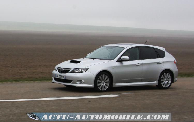 Subaru Impreza Boxer Diesel