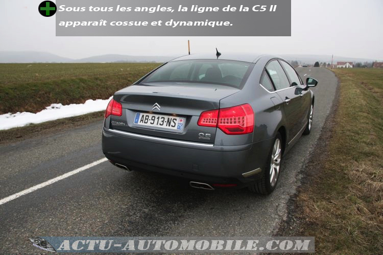 Citroën C5 3.0 V6 HDI 240