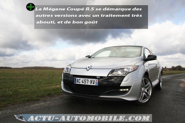 Renault Mégane Coupé R.S