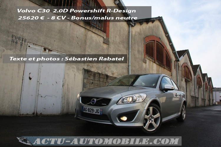 Volvo C30 Powershift