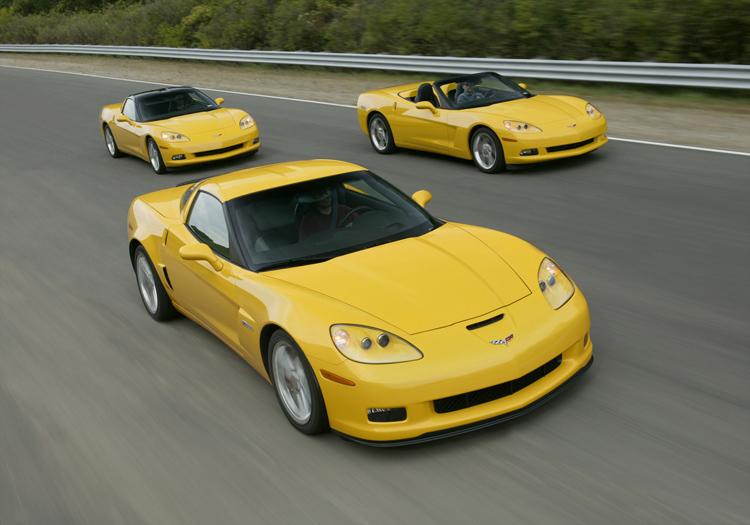 Corvette 2011