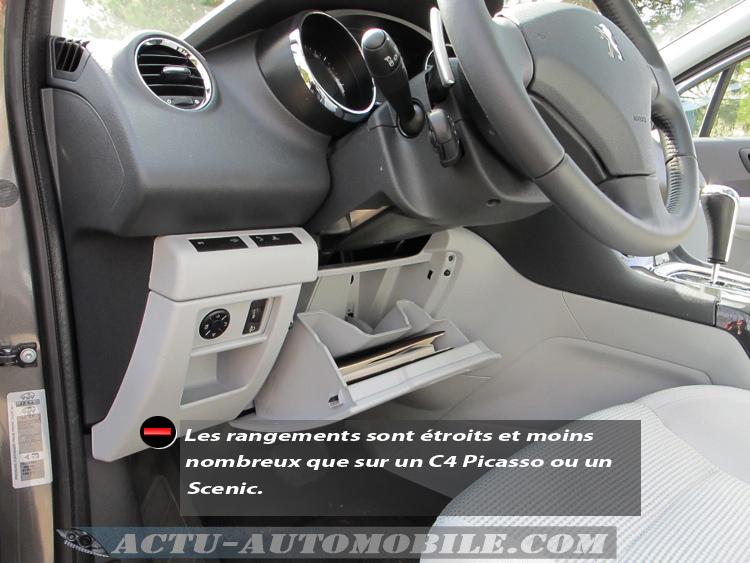 Peugeot 5008 HDI 110