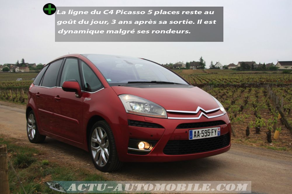 Citroën C4 Picasso THP 150