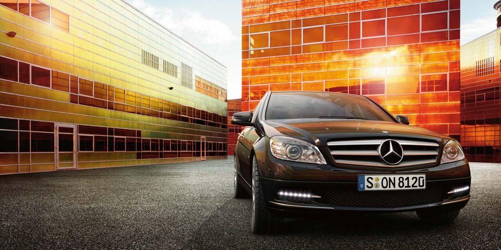Mercedes C 180 CDI