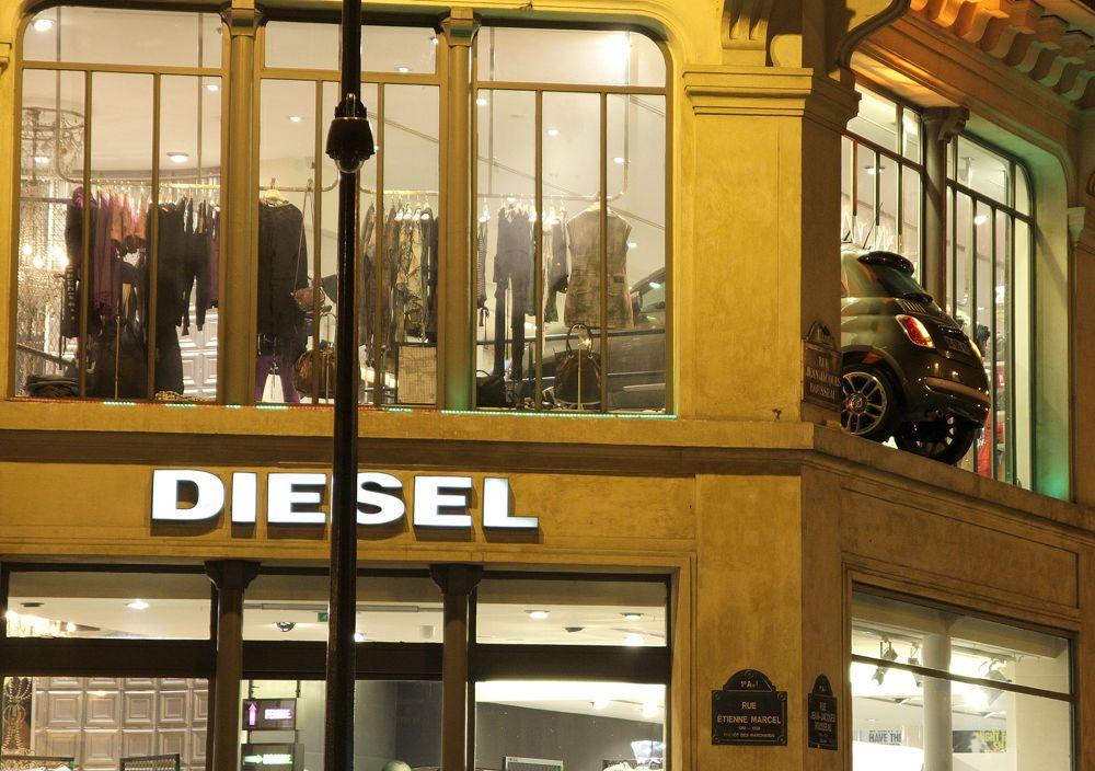 Fiat 500C Diesel