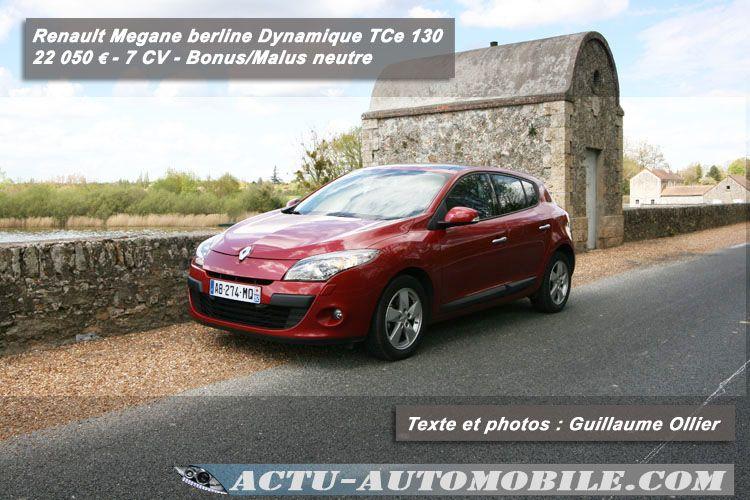 Renault Mégane Dynamique