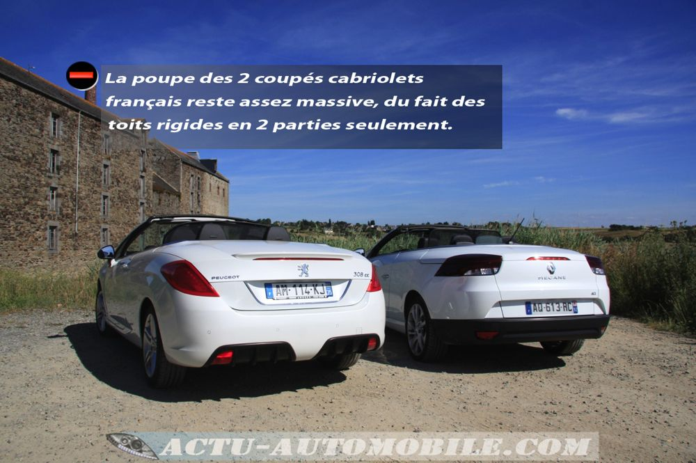 Match Mégane CC 308 CC