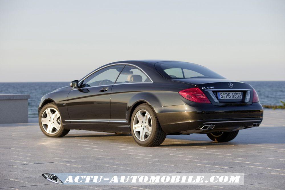 Mercedes-Benz Classe CL