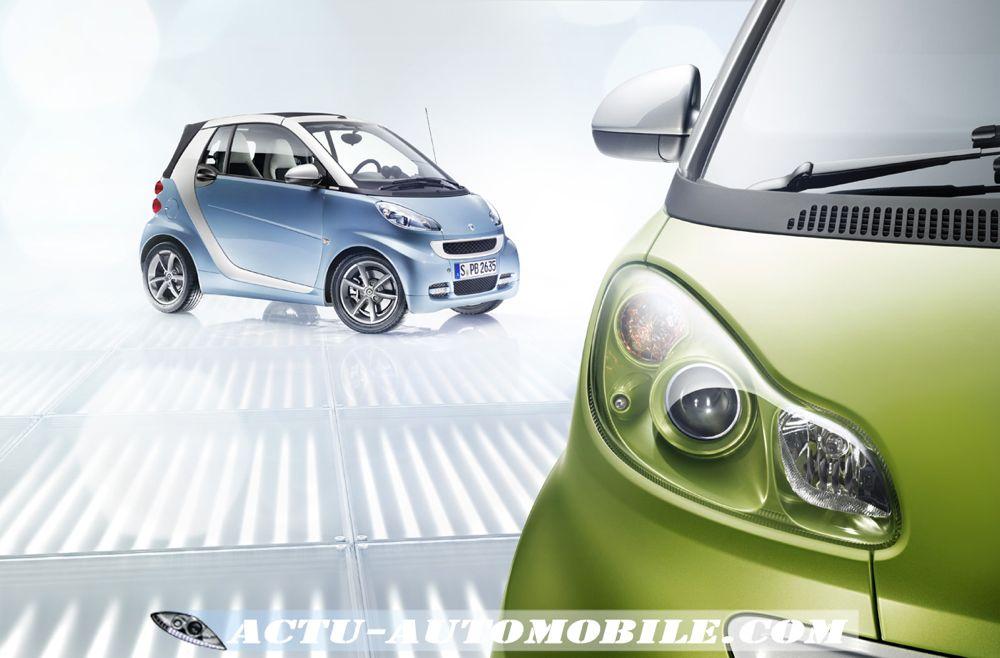 Smart Fortwo édition lightshine