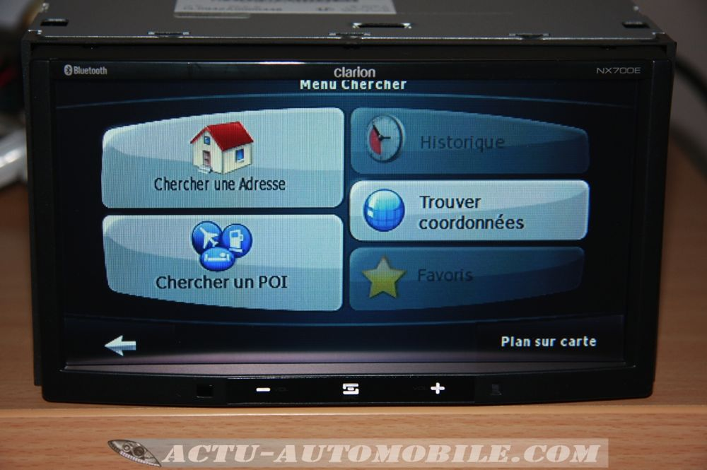 GPS Clarion