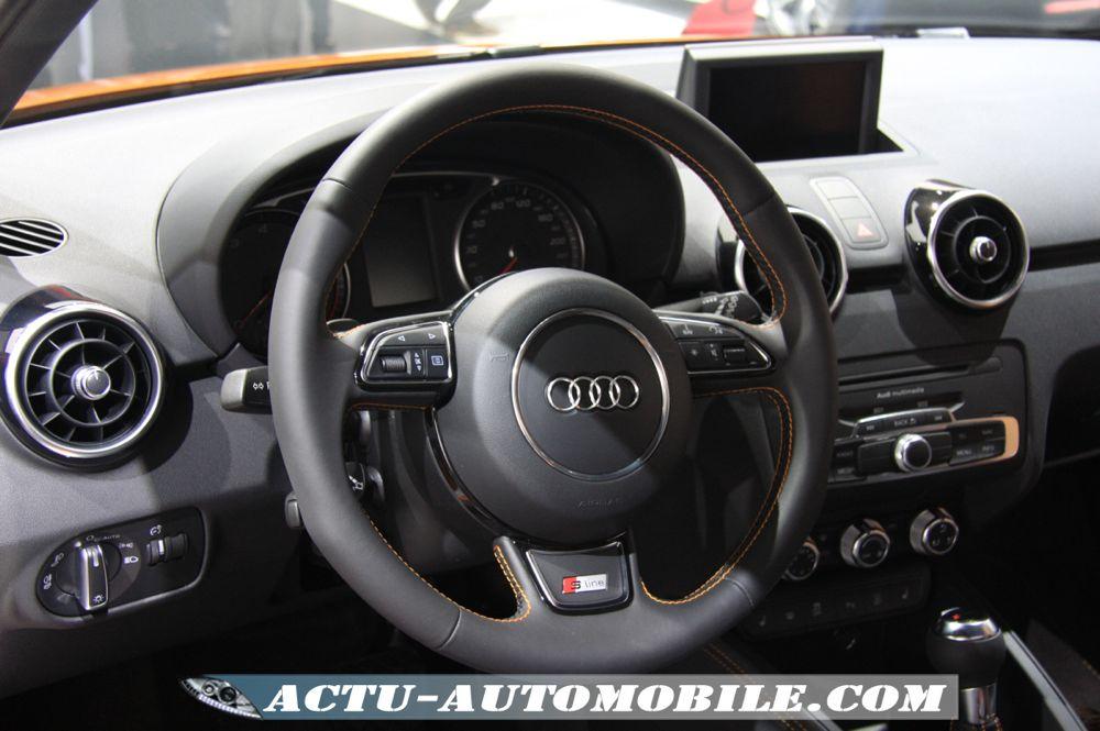 Volant Audi A1