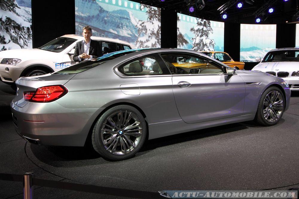 BMW Concept 6 Series
